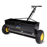 Spyker Pro-Series P70-12010 120 lb Commercial Drop Spreader
