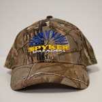 Spyker Camo Baseball Cap, LIMITED EDITION